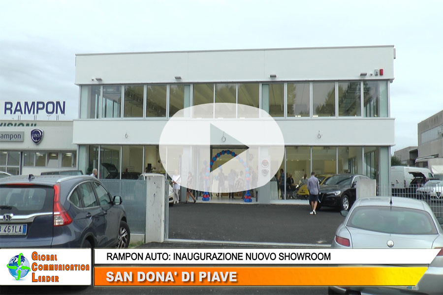 Immagine da mettere in evidenza Rampon inaugurazione nuovo showroom