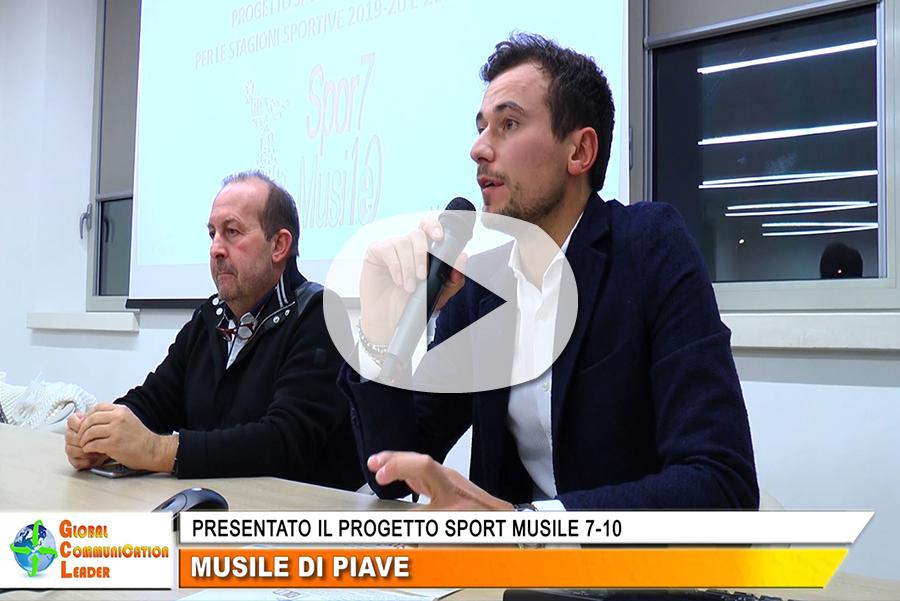 Screenshot Musile Progetto 7-10